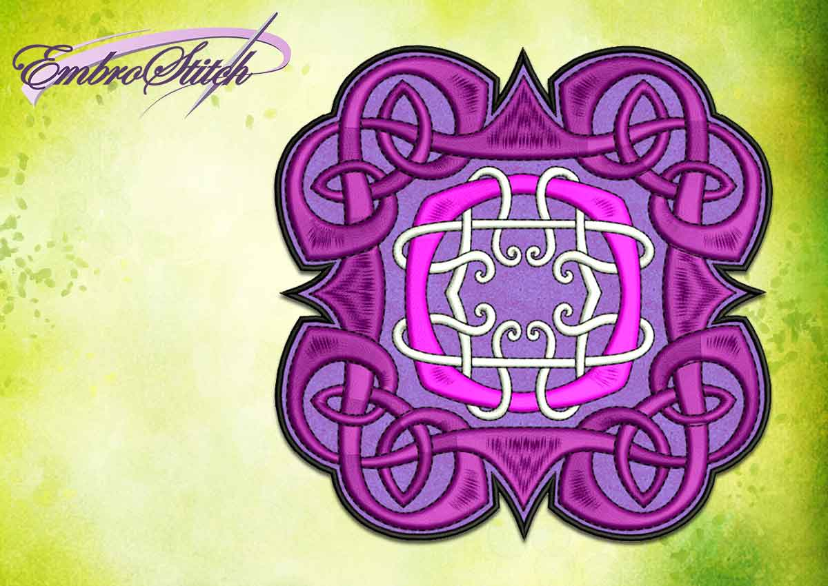 The embroidery design Celtic Knot
