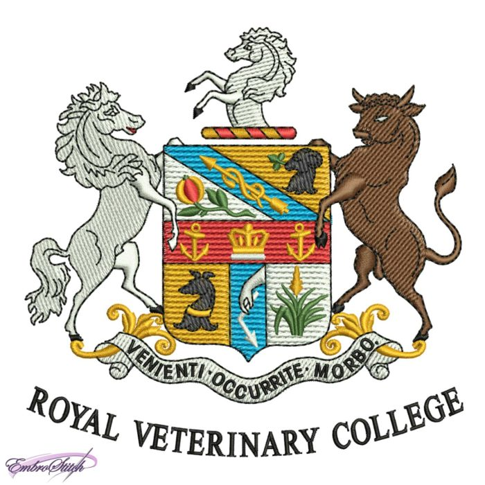 Coat of Arms Royal Veterinary College