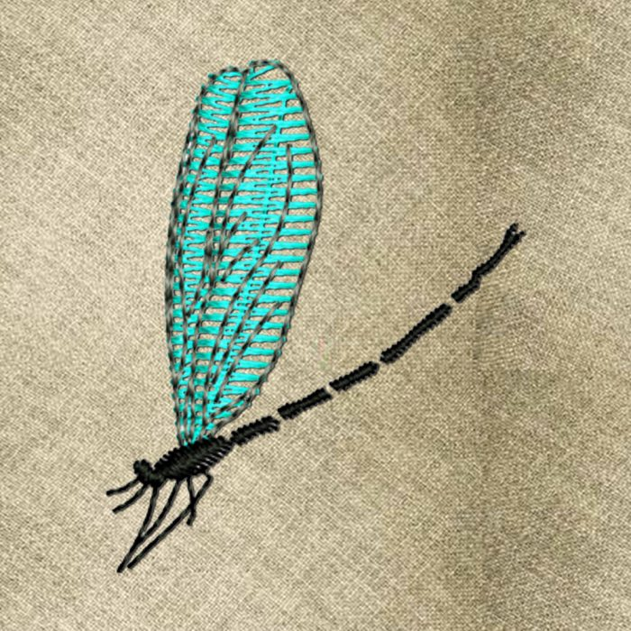 Dragonfly3 embroidery design