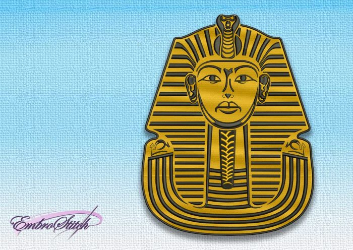 The embroidery design Pharaoh
