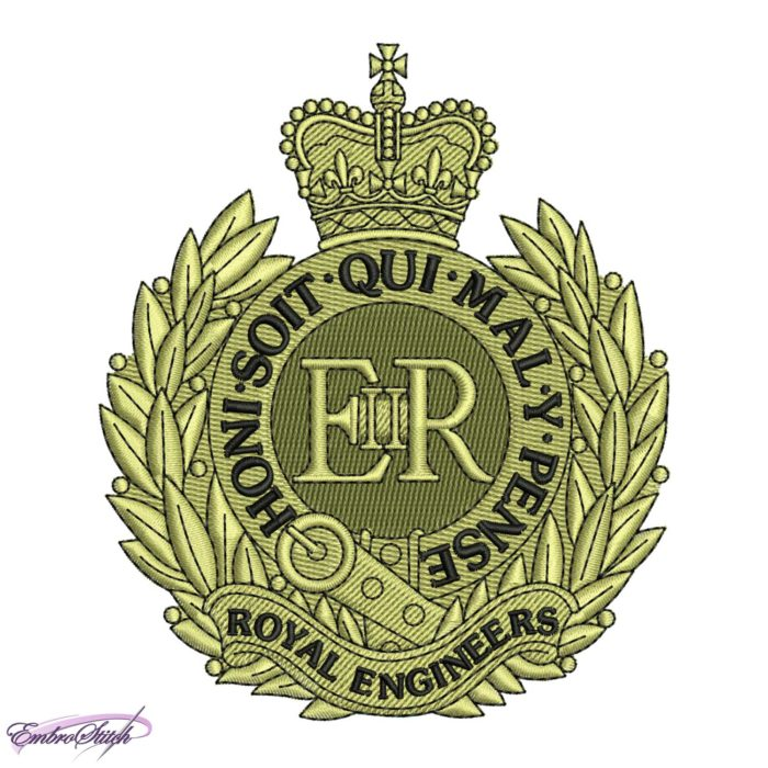Royal Engineers Coat of Arms