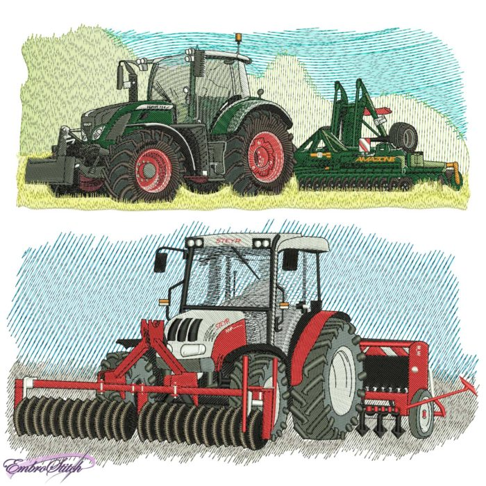 Tractors for Agricultural Works