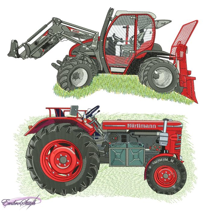 Tractors for Different Jobs